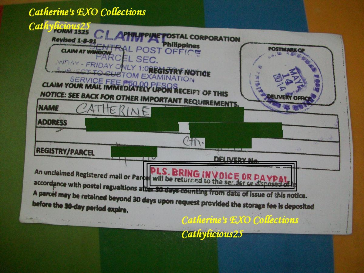 301c7e2b57385 How to get your parcel from PhilPost customs in the Philippines