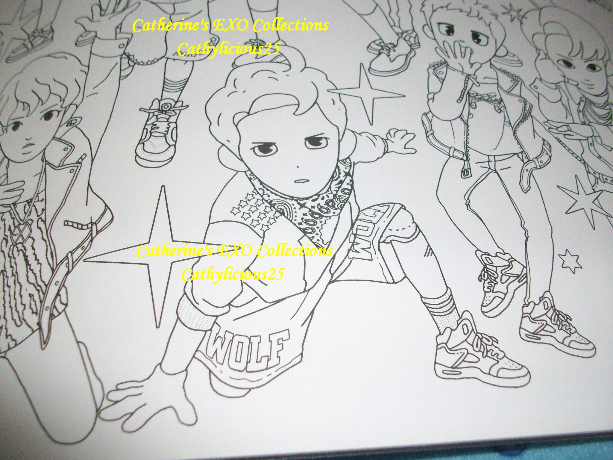 I Also Made A Video For This Coloring Book